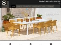 Sotos Outdoor Website Screenshot