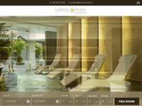 Sunrise Pearl Website Screenshot