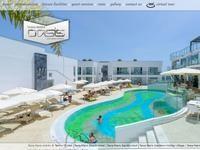 Tasia Maris Oasis Website Screenshot