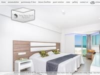 Tasia Maris Sands Website Screenshot
