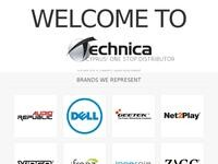 TG Technica Systems Ltd Website Screenshot