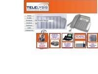 Telelysis Communications Website Screenshot