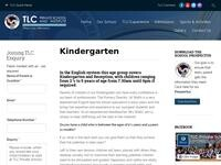 TLC Private School Kindergarten