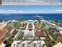 Vakis Associates Architects Website Screenshot