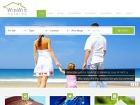Win Win Travel Website Screenshot