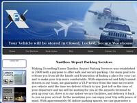 Xanthos Airport Parking