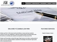 Zambas Law Firm