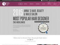 Annas Hair Beauty & Nails Salon
