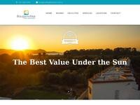 Bougainvillea Hotel Apartments Website Screenshot