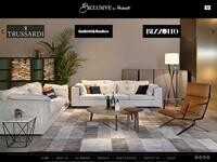 Exclusive Furniture by Andreotti Website Screenshot