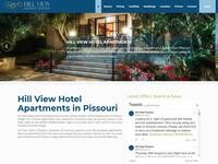 Hillview Pissouri Website Screenshot