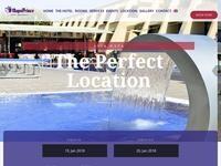 Napa Prince Hotel Apartments Website Screenshot