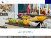 King Jason Hotel Paphos Website Screenshot