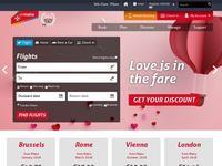 Air Malta Website Screenshot