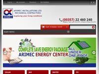 ARIMEC Installations Ltd