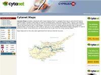 Larnaca Map