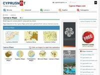 Larnaca Maps