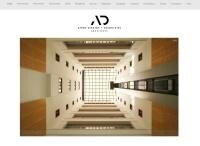 Athos Dikaios & Associates Architects Website Screenshot