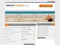 DriveCyprus.com Website Screenshot