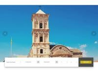 Eleonora Hotel Apartments Website Screenshot