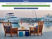 Hobo Mediterraneo Website Screenshot