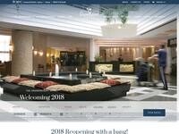 Grand Resort Website Screenshot