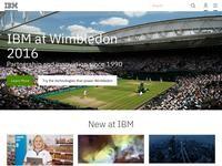 IBM Cyprus Website Screenshot
