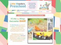 Little Wonders Childcare LTD
