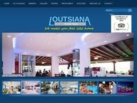 Loutsiana Hotel Apts Website Screenshot