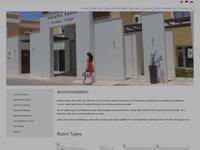 Malama Holiday Village Website Screenshot
