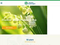 Premier Shukuroglou Website Screenshot