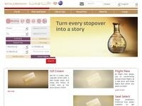 Royal Jordan Website Screenshot