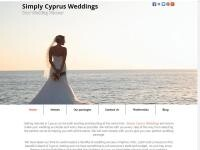 Simply Cyprus Weddings