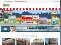 Easy Kiosks Website Screenshot
